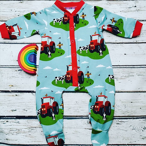 Baby coverall, onesie made to order