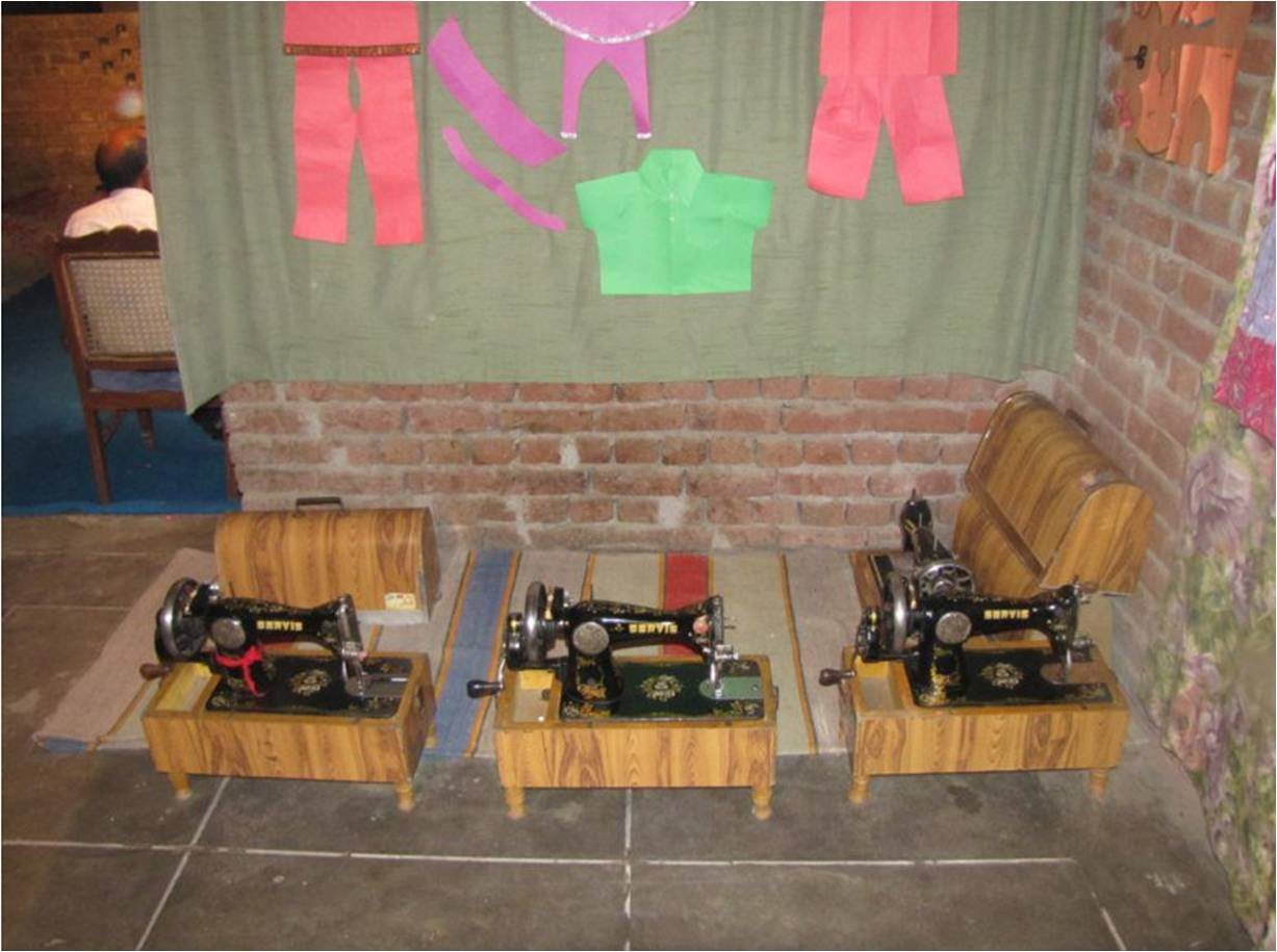 Zinda Umeed Sewing Centre