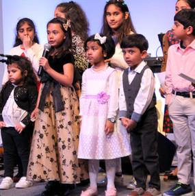 Children's Ministry - Cornerstone Asian