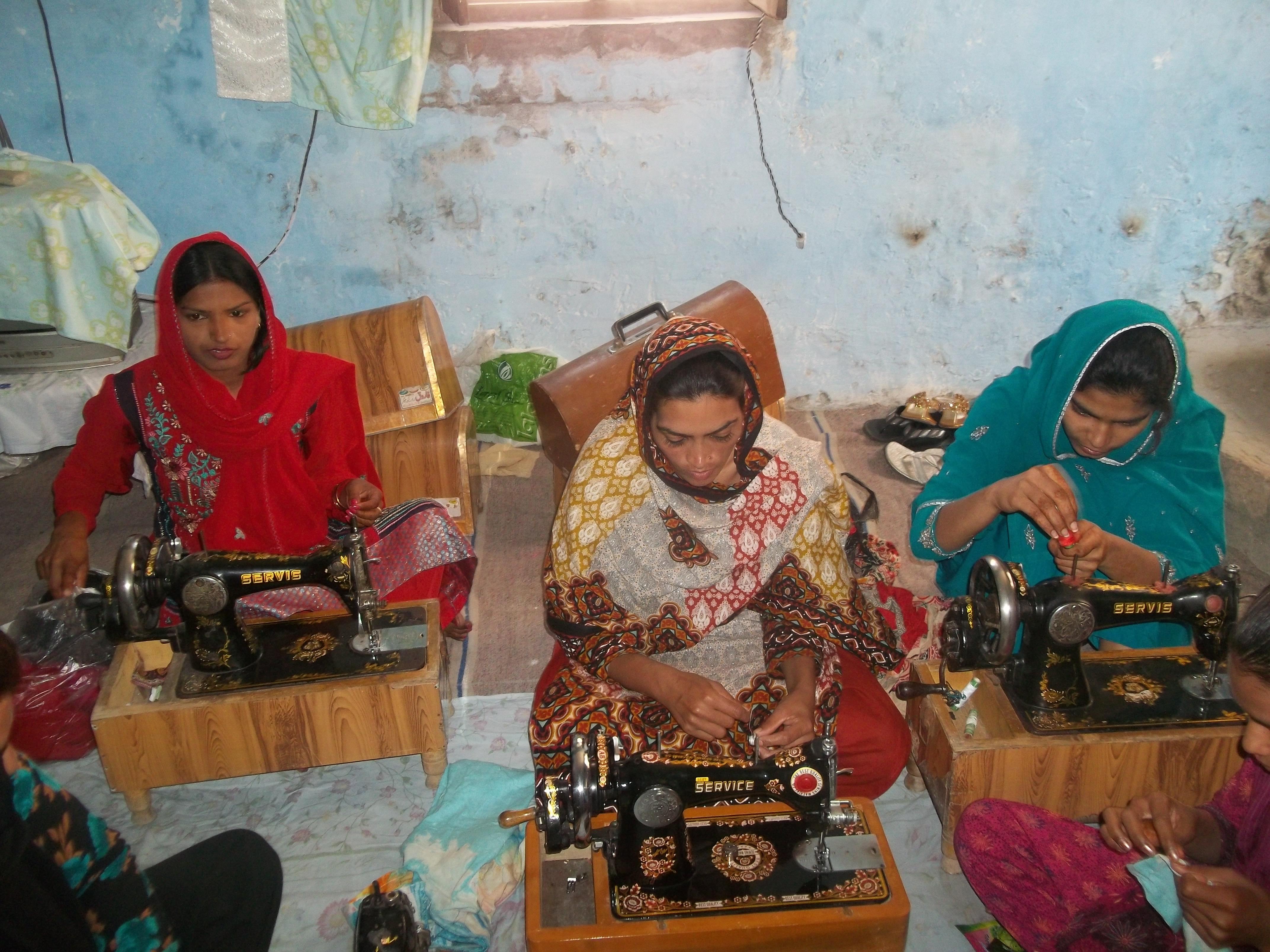 Zinda Umeed Sewing Centre