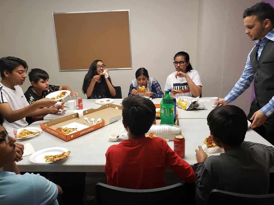Junior Youth - Cornerstone Asian Church