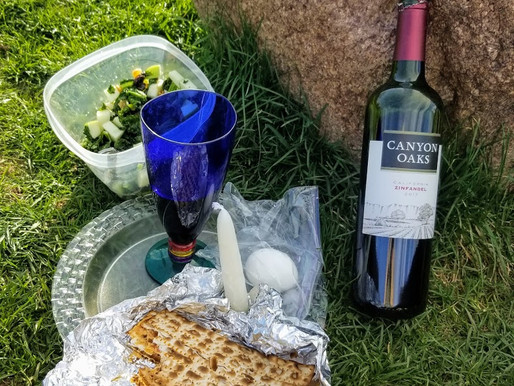 The Story of Passover...Version 2021