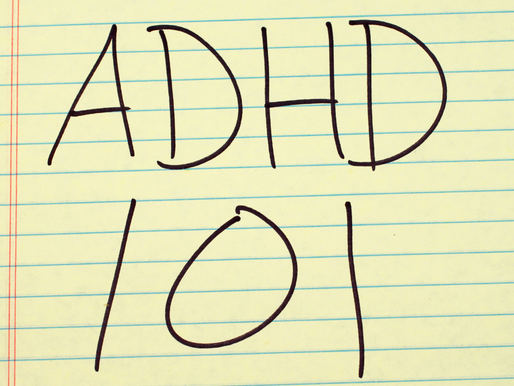 #WhatsOnYourMindWednesday...Could It Be ADHD And Does It Really Matter?