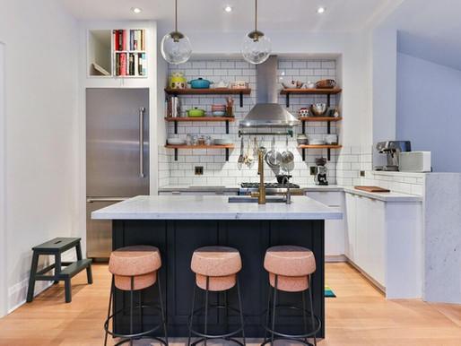 Small Kitchen? No Problem! Organize Any Small Kitchen