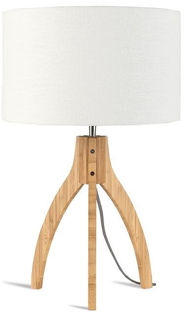 ANNAPURNA table lamp - white shade