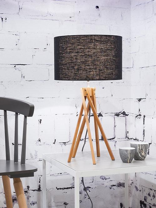 KILIMANJARO table lamp w/black shade