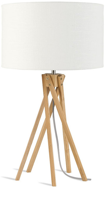 KILIMANJARO table lamp w/white shade