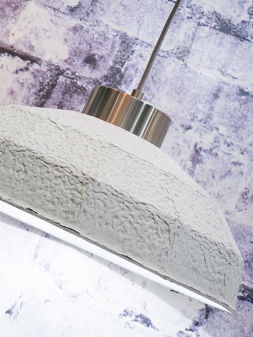 YOSEMITE hanging lamp paper pulp, white