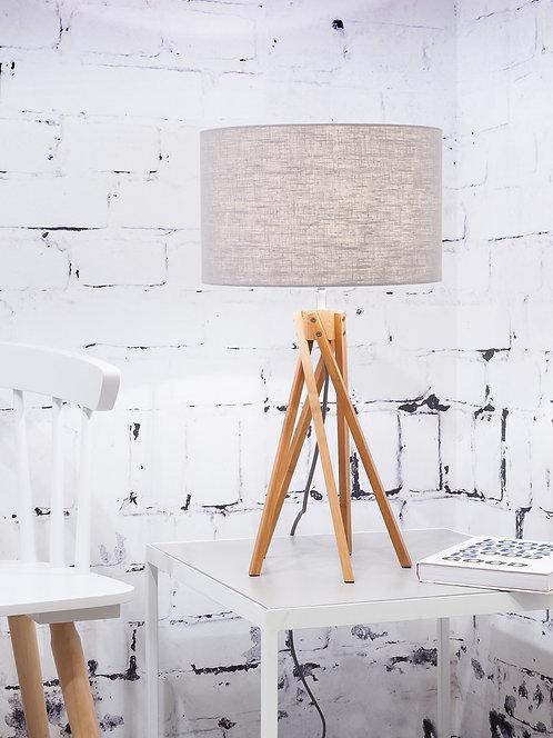 KILIMANJARO table lamp w/light grey shade