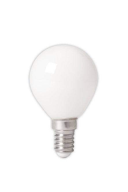Light bulb white LED globe / small - E14