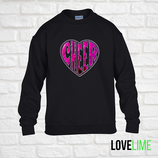 Cheer Heart Jumper
