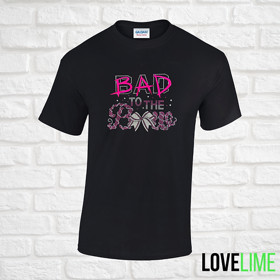 Bad to theBow Tee