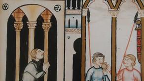 O judeu prestamista e o cristão mercador
