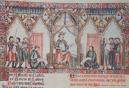 Iconografia e arquitetura nos textos das Cantigas de Santa Maria