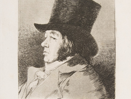 Os Caprichos de Goya