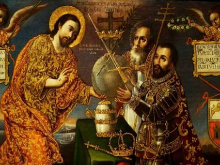 O Quinto Império do Mundo: Juan de Palafox, Antônio Vieira e suas visões da Monarquia