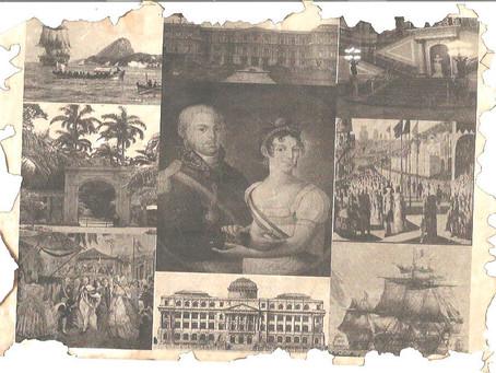 D. João, a corte portuguesa no Brasil: comemoração do Bicentenário (1808-2008)