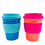 Thumbnail: Reusable Personalised Bamboo Coffee Cups