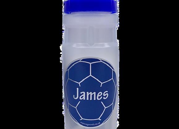 Personalised Football Bottle
