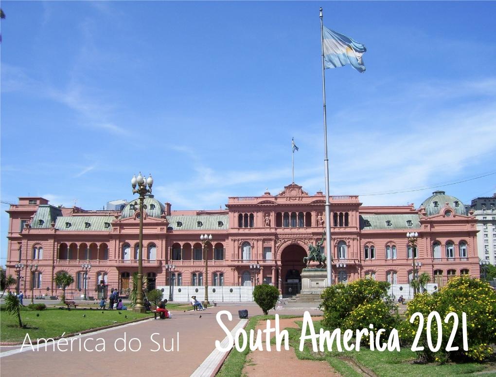 South America, 2021