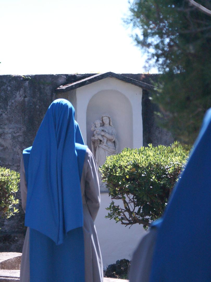 Monasterio Beata Vittoria - casa de formación-