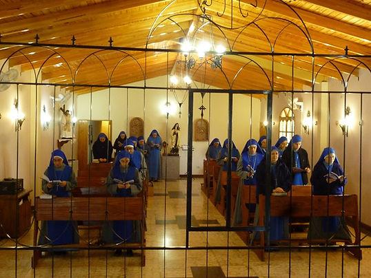Oración; Preghiera; Dio; Dios; Monasterio Santa Teresa de los Andes; SSVM Monasterio; SSVM; Vocación; Vocazione; Religiosa