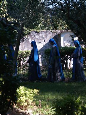 Monasterio Beata Vittoria- casa de formación-