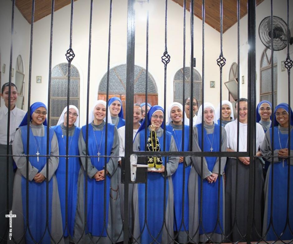 Monasterio en Brasil