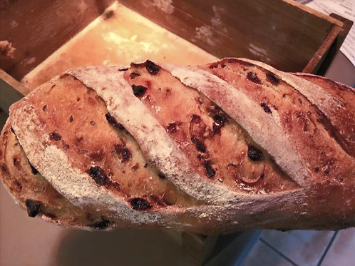 Vinefruit Sourdough