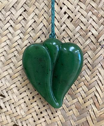 Beautiful Heart Pendant by Omni Caeon