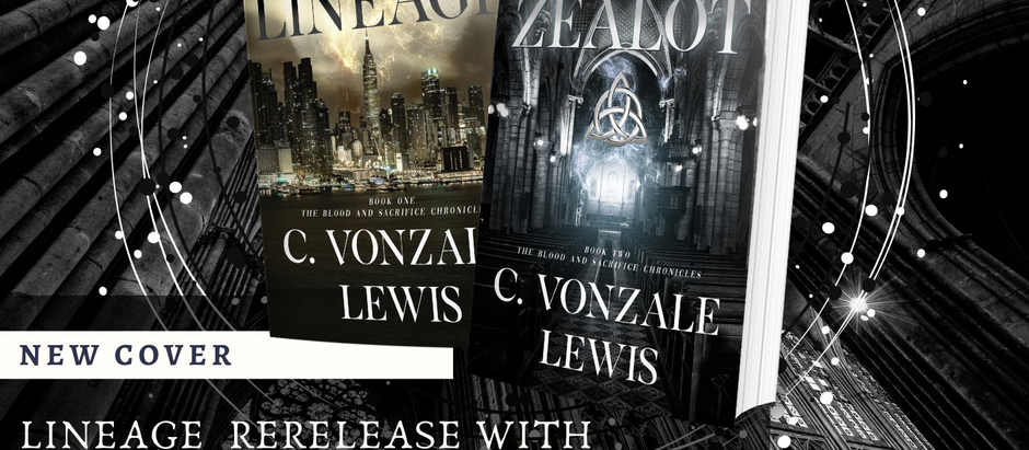 HAPPY COVER REVEAL: Zealot by Carla Lewis