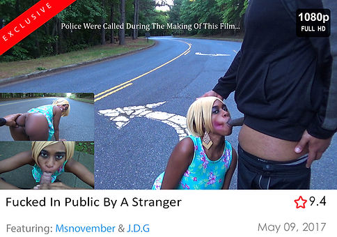 Fucked In Public By A Stranger  Master S