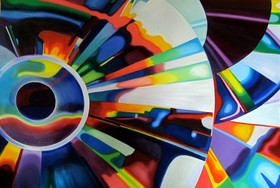 Discarded CDs