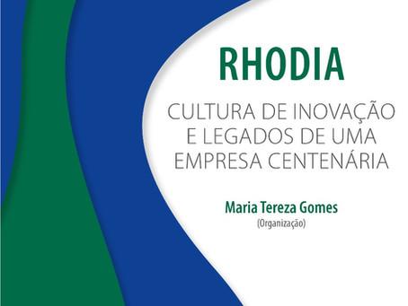 Ex-funcionários da Rhodia lançam livro