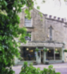 Our Cafe in beautiful Baslow