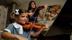 Monica Violin Teacher Sydney