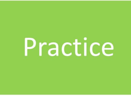 How (Often) Should I Practice?