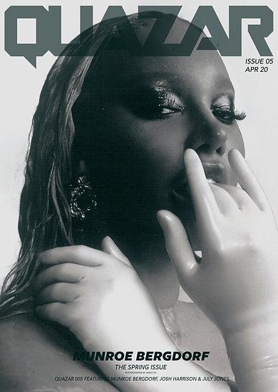 Quazar Issue 005 -Munroe Bergdorf