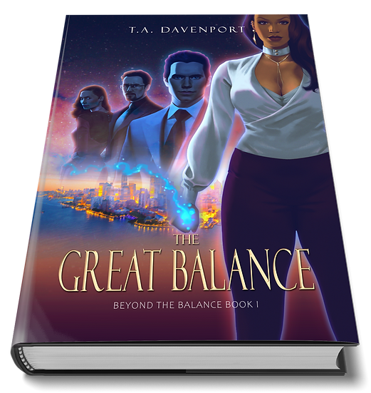 Beyond the Balance One | The Great Balance