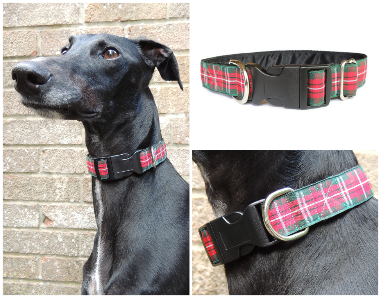 Red and Green Tartan