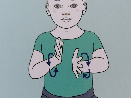 Language de signe bébé