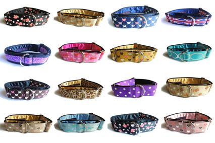 Now available ~ martingale collars