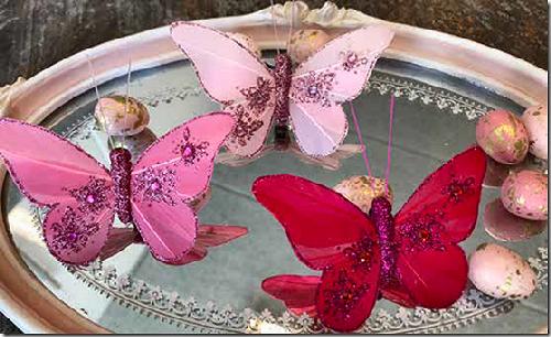 pink-sommerfugle