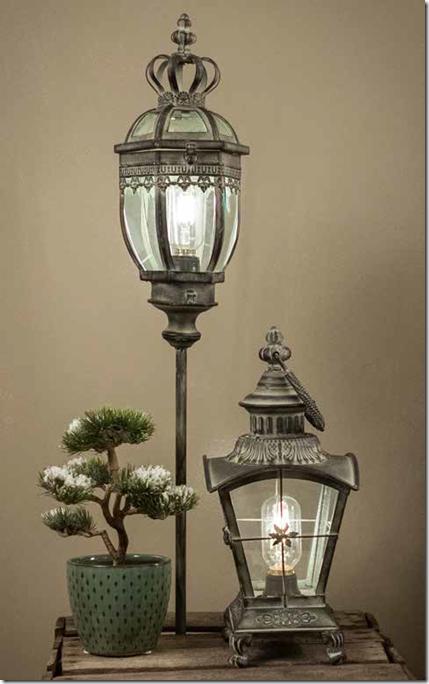 lanterner-m. led