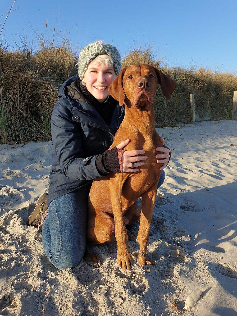 Team von Nordlicht-Tierphysiotherapie und Mantrailing