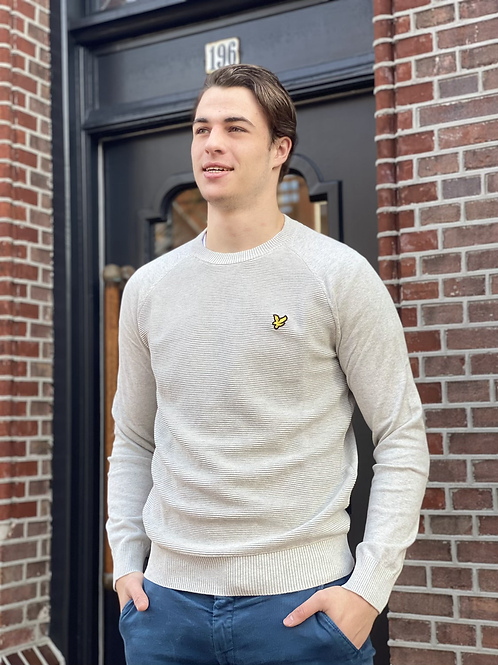 Lyle & Scott knitwear