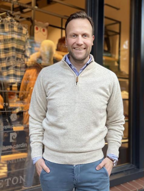 William Lockie pullover €219,95