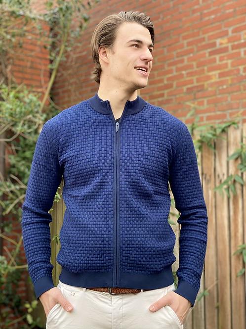 Blue Industry vest