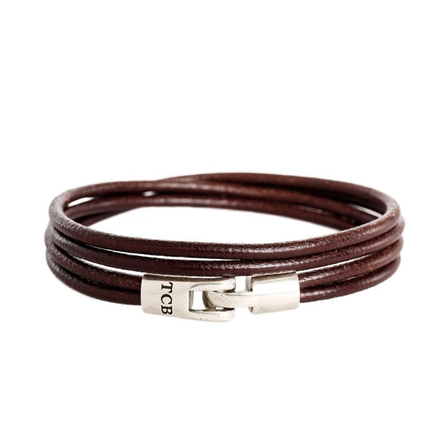 the Chesterfield Brand armband bruin €29,95