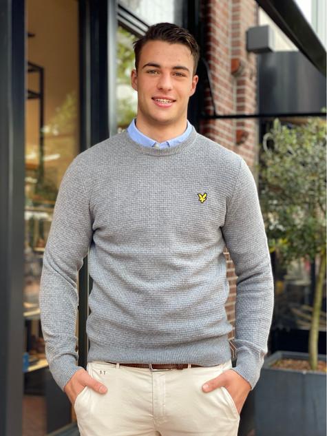 55. Lyle&Scott pullover €99,95